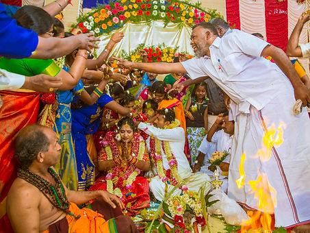 Best candid Wedding Photography Thanjavur
