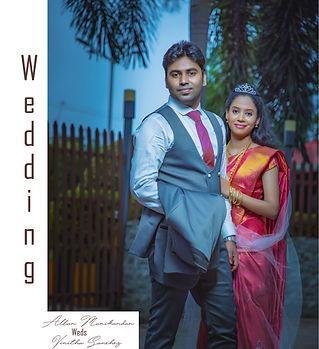 Allan Manikandan Vinitha Wedding Album