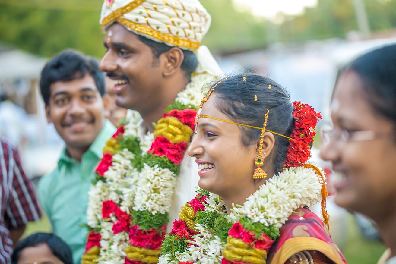Wedding Photography in Thanjavur
