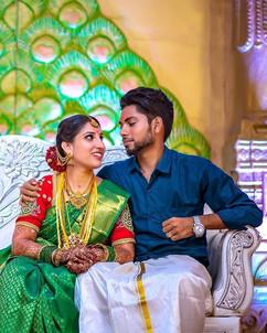 A celebration of love and friendship 💞💕💓💗💖💘💝 #weddingmoment #coupleshoot #thanjavur