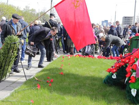 Коммунисты хранят память о защитниках Родины