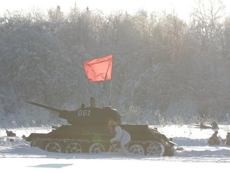 День Ленинградской Победы