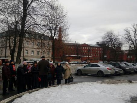 Коммунисты хранят память о Надежде Крупской