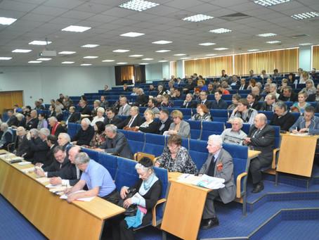 Актив городского отделения КПРФ обсудил задачи на предстоящих выборах.