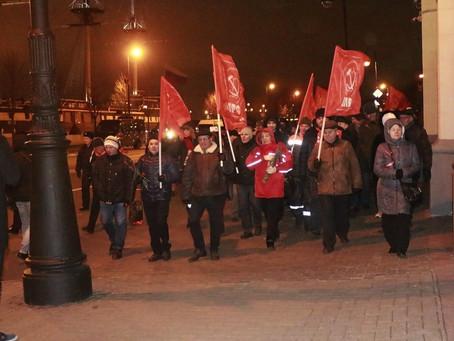 7 ноября – День  Великой Октябрьской революции!