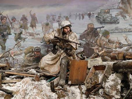 77-летие прорыва блокады Ленинграда