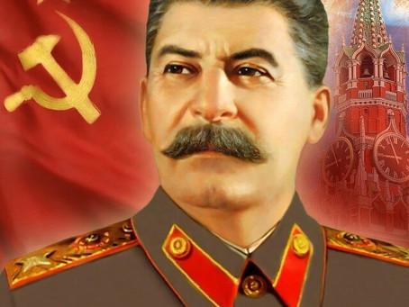 Иосиф Виссарионович Сталин. Вождь СССР