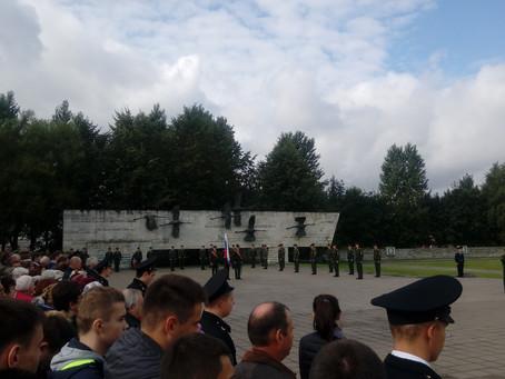 В Невском районе почтили память жертв блокады