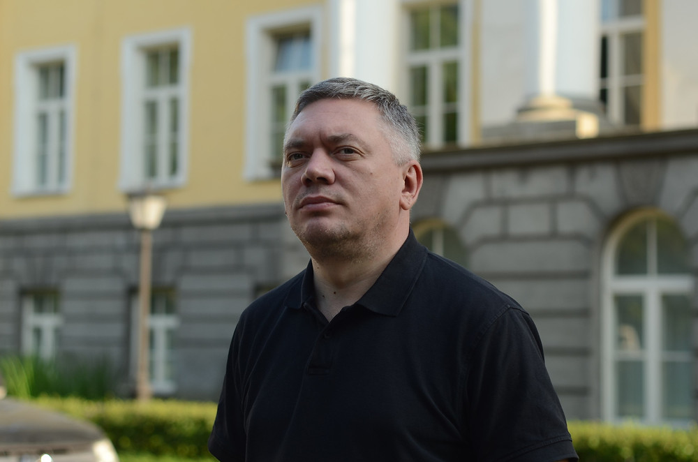 Садулаев Герман Умаралиевич - российский писатель, публицист, телеведущий