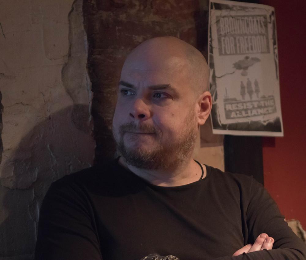 Яцуренко Александр Станиславович - журналист, бизнес-тренер