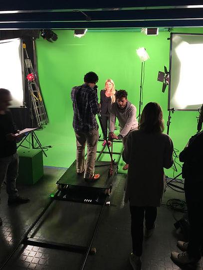 studio video cyclo