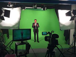 tournage studio