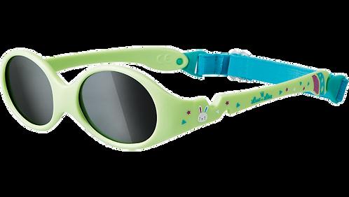 嬰兒防曬綠色太陽眼鏡 (適合0-1歲)