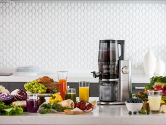 HUROM AI智能進料杯 - 自動處理食材,更快捷妥當!