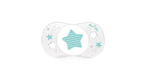 初生寶寶安撫奶嘴系列 (適合0-2個月)  藍星星 LEL0_2_635086_BLUESTAR
