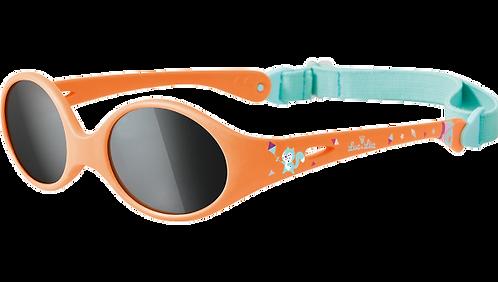 嬰兒防曬橙色太陽眼鏡  (適合1-3歲)