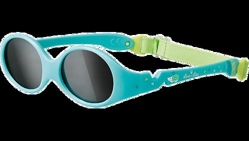 嬰兒防曬淺藍色太陽眼鏡(適合0-1歲)