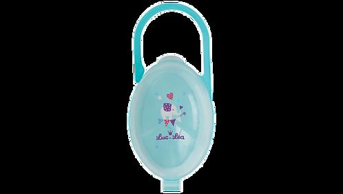 法國Luc et Léa嬰兒日用配件系列-嬰兒2個裝奶嘴收納盒