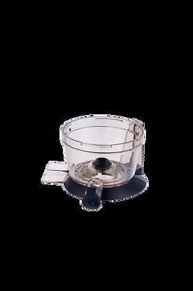 (195) DRUM ASSEMBLY(BLACK) 榨汁容器連果汁出口蓋 (黑色)