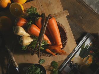 食材處理方法 – 根菜類