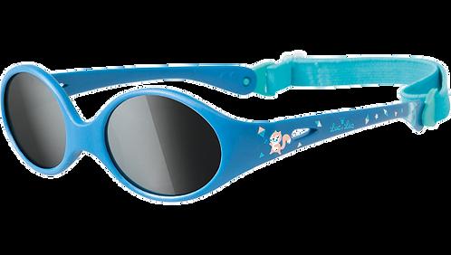 嬰兒防曬深藍色太陽眼鏡(適合1-3歲)