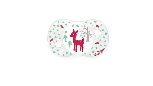 法國Luc et Léa趣緻奶嘴系列(適合18個月或以上) 可愛小鹿 LEL18A635068_DEER