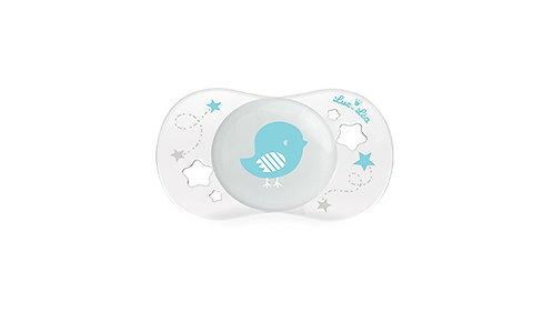 初生寶寶安撫奶嘴系列 (適合0-2個月) 藍小鳥LEL0_2_635086_BLUEBIRD