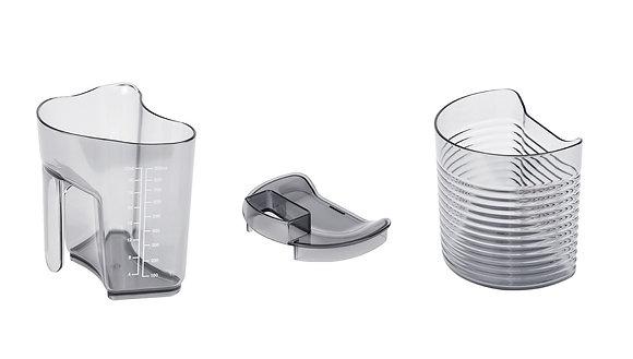 (231+232) PULP CONTAINER + LID 渣滓儲存杯及杯蓋