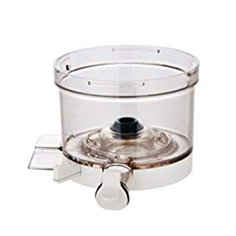 (257) DRUM ASSEMBLY (WHITE) 榨汁容器連果汁出口蓋 (白色)