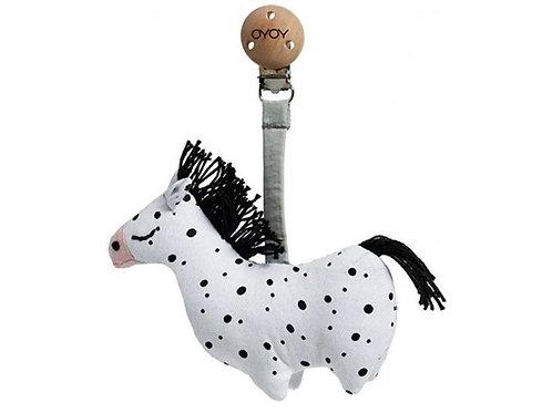 Kinderwagenspielzeug Pferd