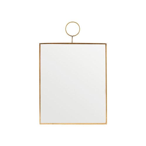Spiegel mini, Gold