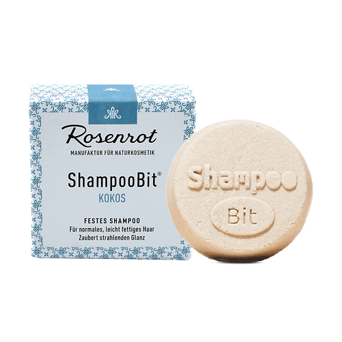 ShampooBit® - festes Shampoo Kokos