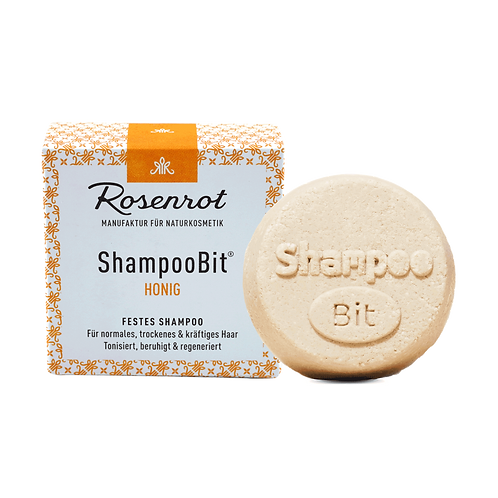 ShampooBit® - festes Shampoo Honig