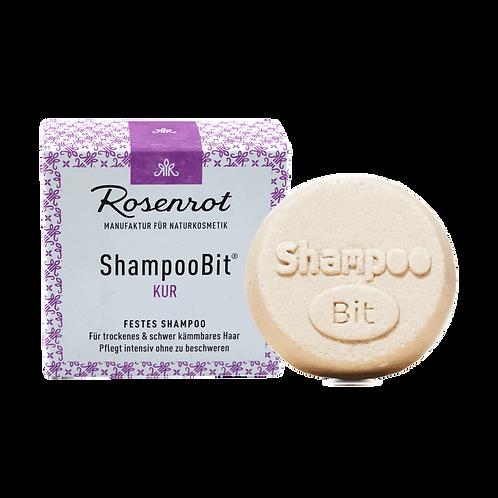 ShampooBit® - festes Shampoo Kur