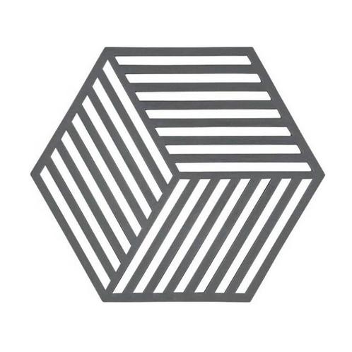 Hexagon, Grau
