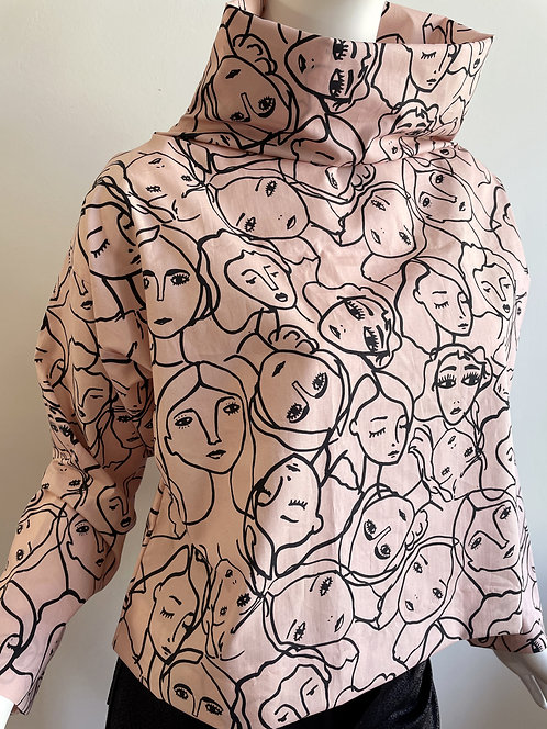 Picasso Poplin