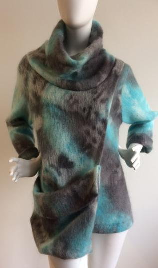 The Esme Pullover ~ Wool and Mohair