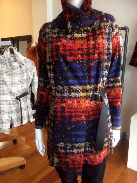 Multi Coloured Esme Fitted Jacket