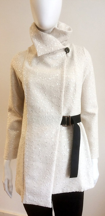 Cream and Sequins