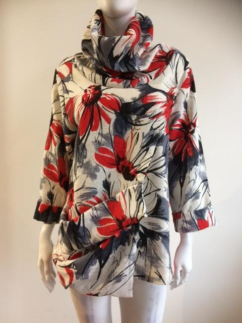 Esme Pullover ~ The Wildflower