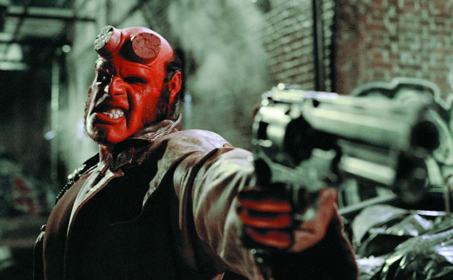 Reveloution Studios: Hellboy