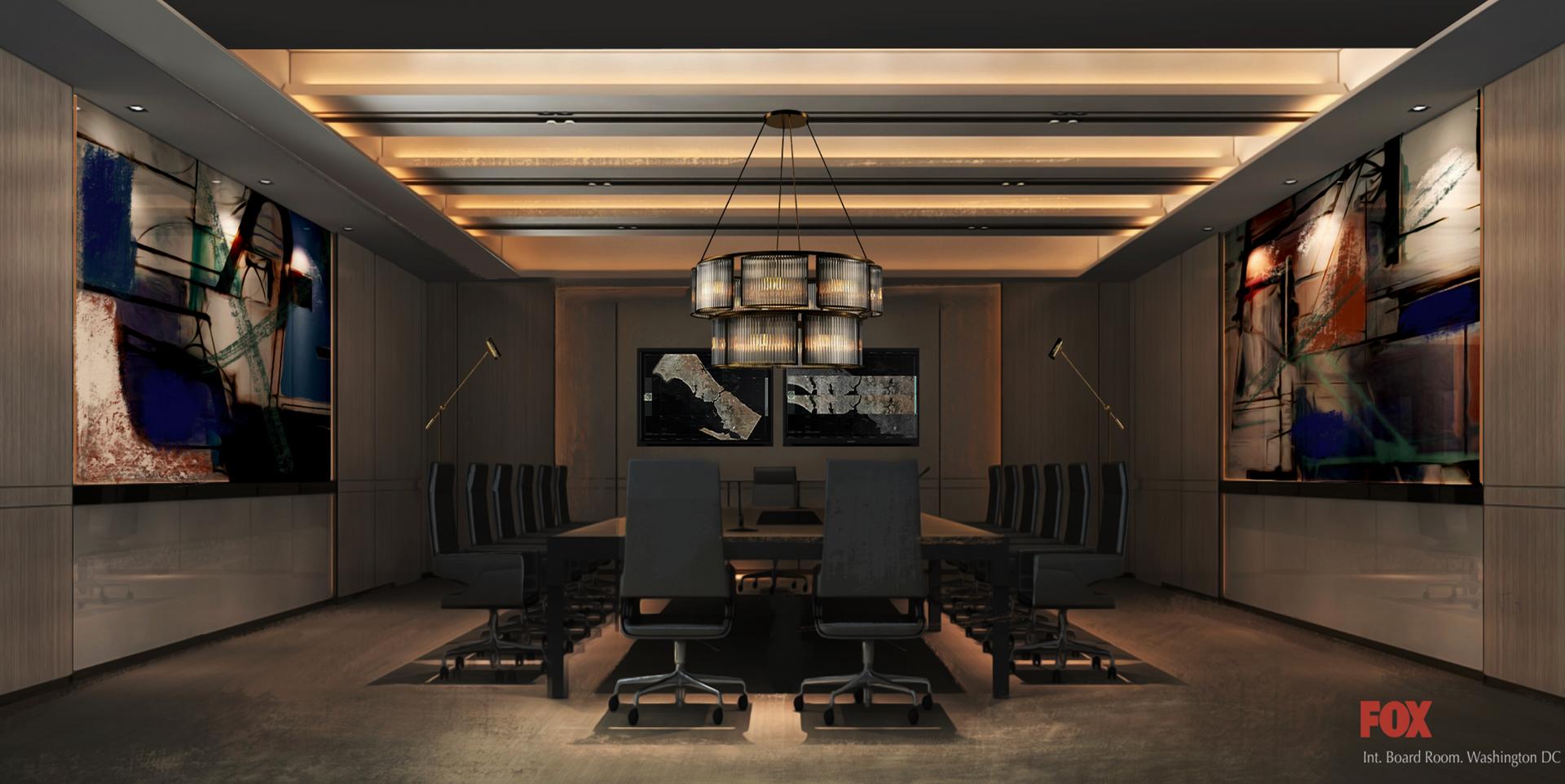 DS2: Boardroom concept