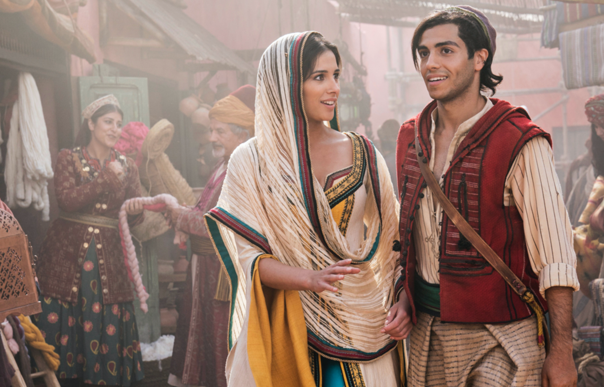 Disney Pictures: Aladdin