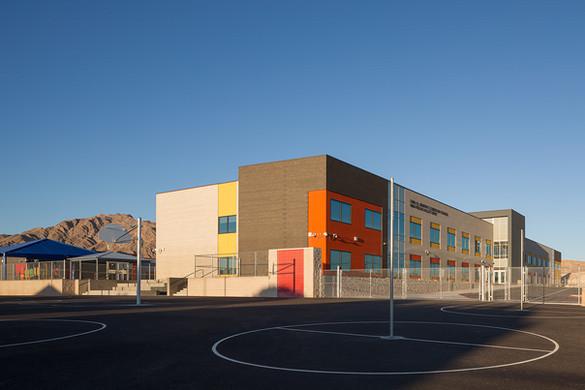 Jenkins Elementary School - Architectural Photographer Michael Tessler - 14.jpg