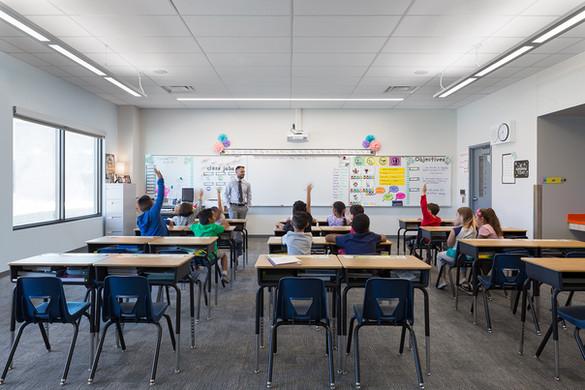 Jenkins Elementary School - Architectural Photographer Michael Tessler - 8.jpg