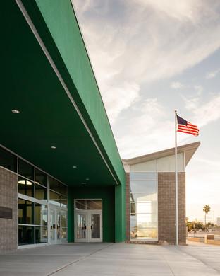 Ullom Elementary School - Architectural Photographer Michael Tessler - 17.jpg