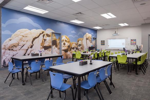 Jenkins Elementary School - Architectural Photographer Michael Tessler - 6.jpg
