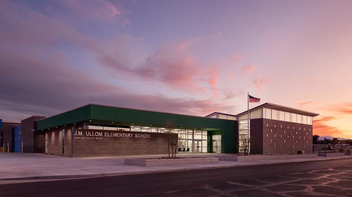 Ullom Elementary School - Architectural Photographer Michael Tessler - 19.jpg