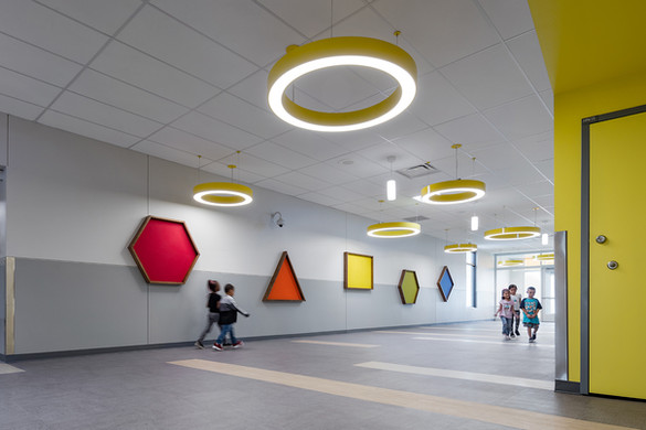 Jenkins Elementary School - Architectural Photographer Michael Tessler - 12.jpg