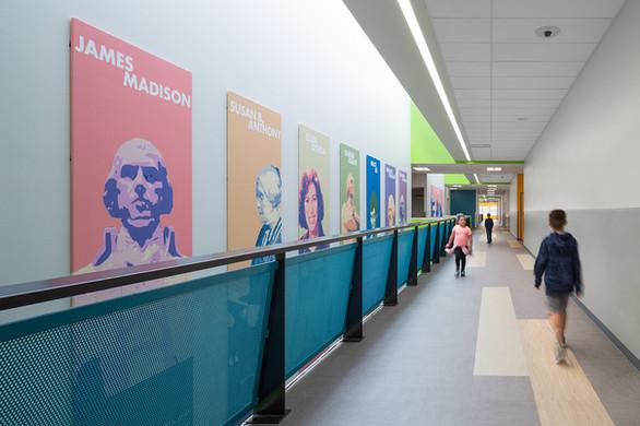 Jenkins Elementary School - Architectural Photographer Michael Tessler - 18.jpg